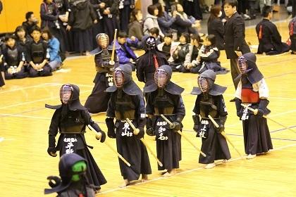 18年札幌小・中剣道練成大会