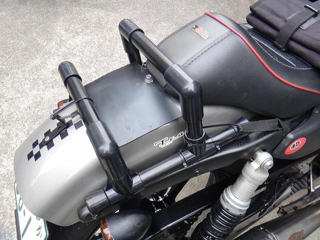 s-①ロール式シートバッグ用キャリア