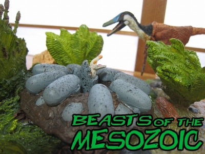 Beast of the Mesozoic