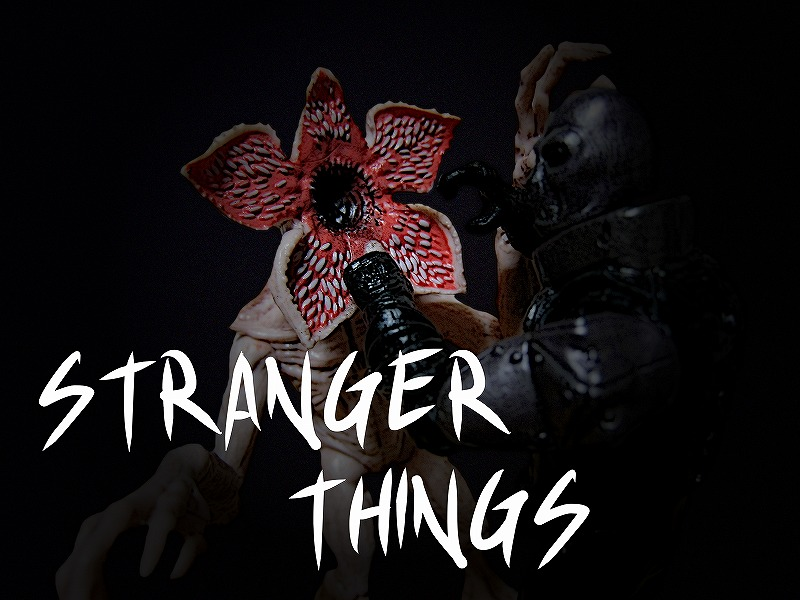 FUNKO STRANGER THINGS collectible action figure 3pack WILL