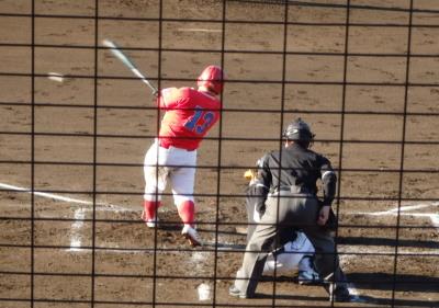 P5221382さらに1番が左前打を放ち一、二塁