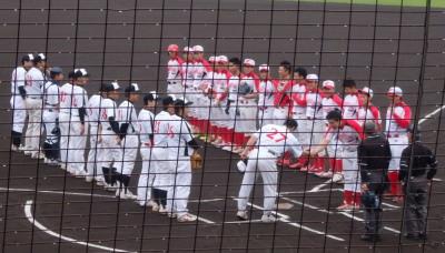 P5261614一塁側 H・プラン 三塁側NTT熊本