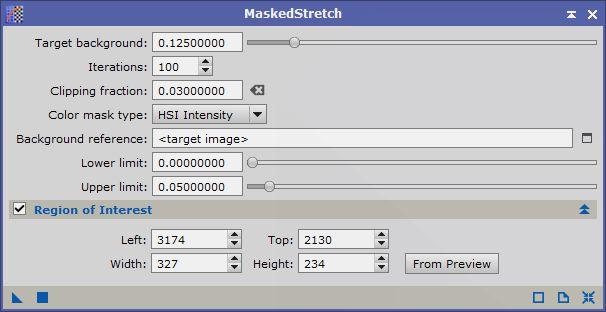 MaskedStretch