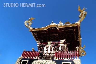 中新田諏訪神社神輿1
