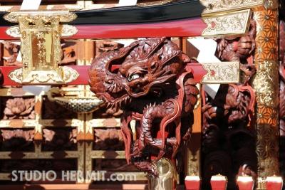 中新田諏訪神社神輿4