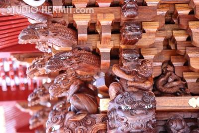 中新田諏訪神社神輿5