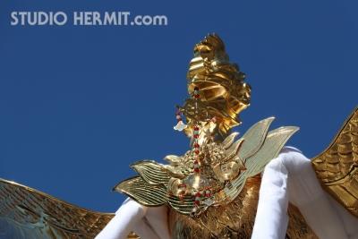 中新田諏訪神社神輿10