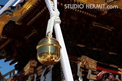 中新田諏訪神社神輿13