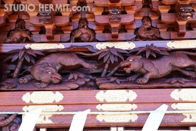 中新田諏訪神社神輿14