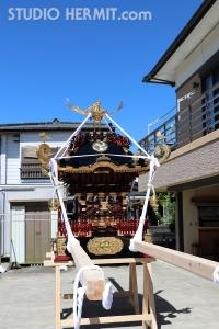 中新田諏訪神社神輿16
