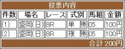20180715 アドマイヤパワー