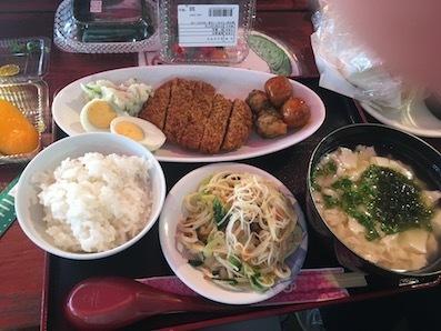 5ゆし豆腐定食