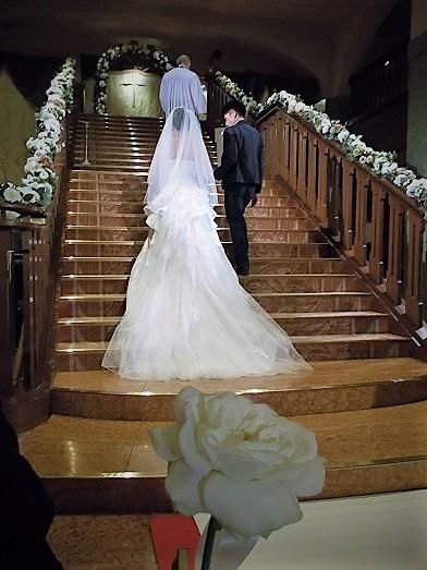 姪の結婚式1
