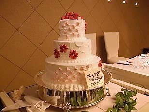 姪の結婚式2