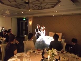 姪の結婚式3