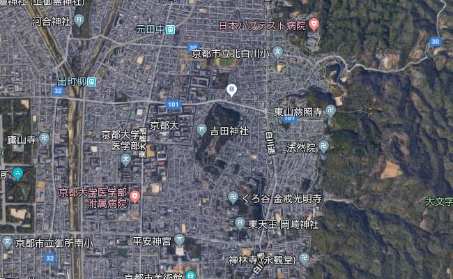 京都市の2