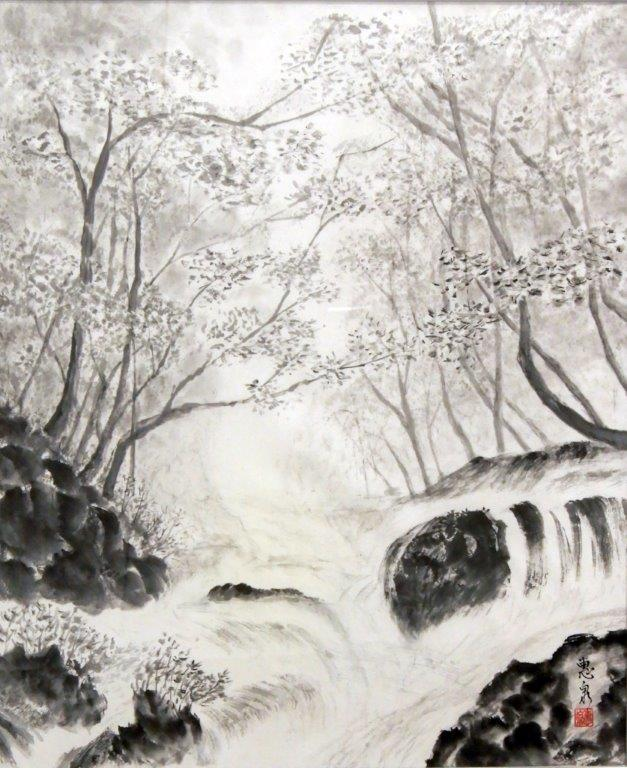 金澤惠泉 流れ(1)