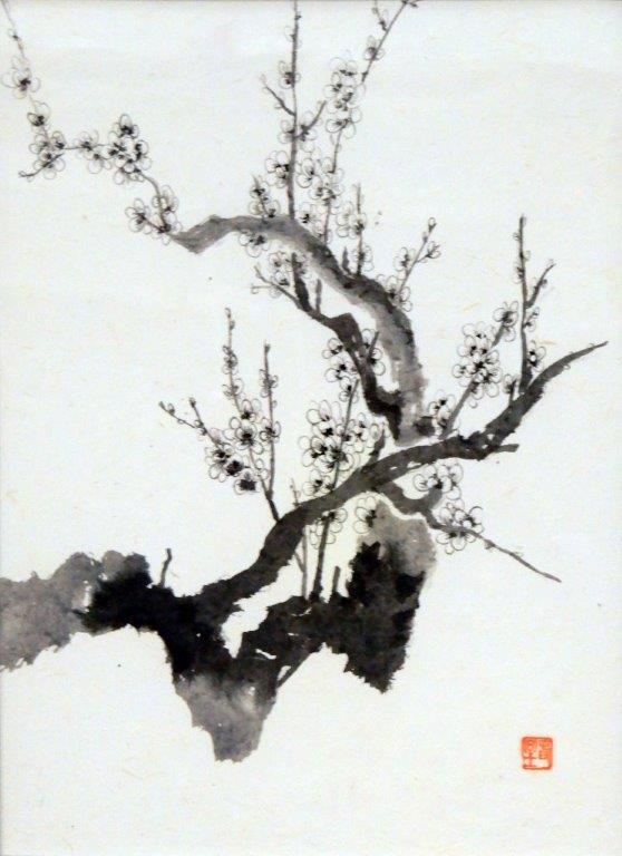 松田春子 梅 (2)