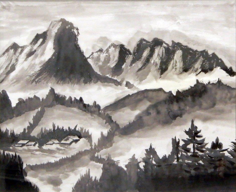八木千代子 ふるさとの山 (2)