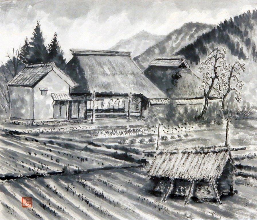 平澤正三 里の秋 (2)