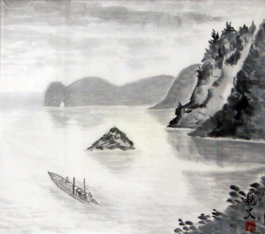 髙橋親史 忍野海岸 (3)