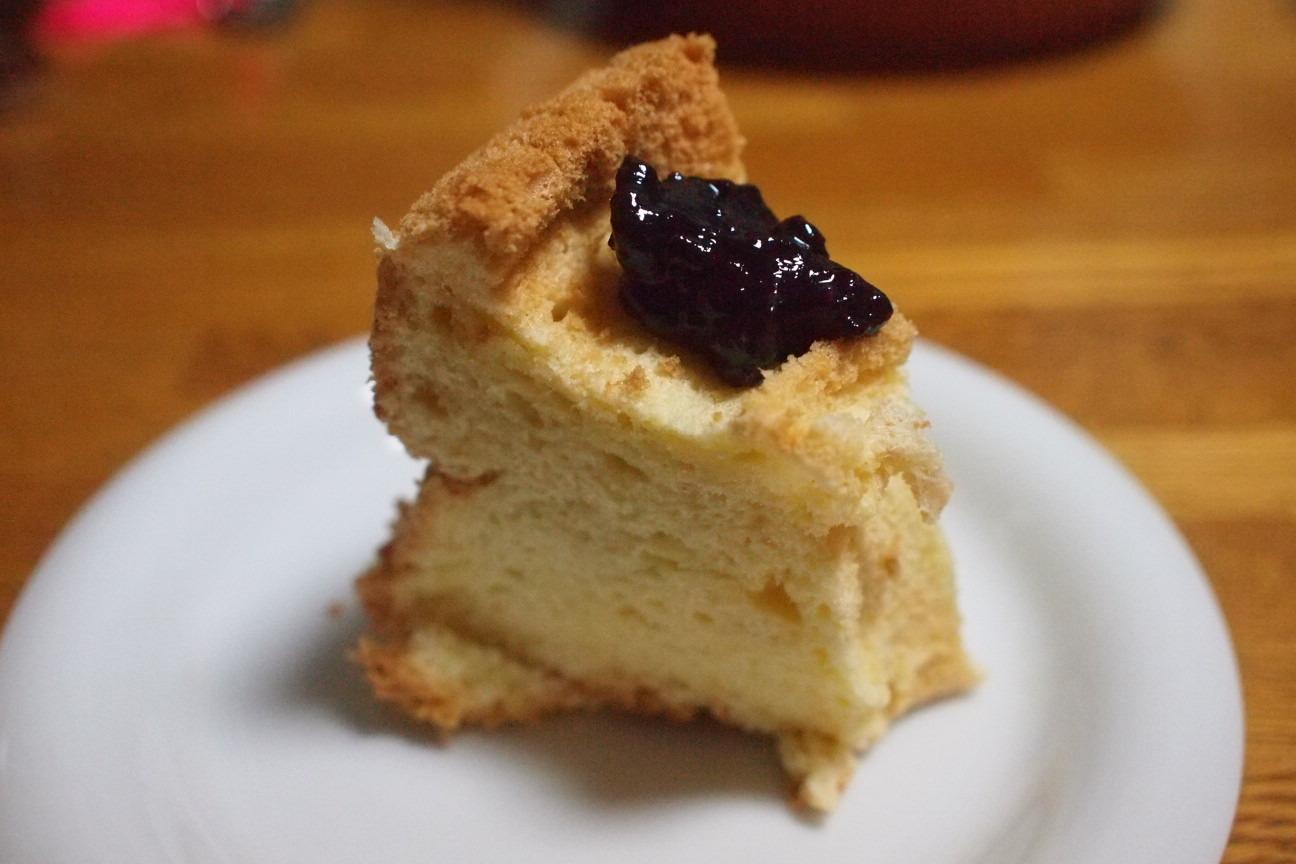 シフォンケーキ!