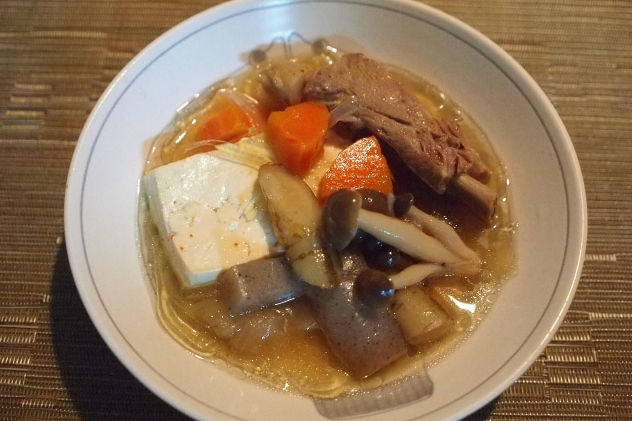肉肉肉豆腐!