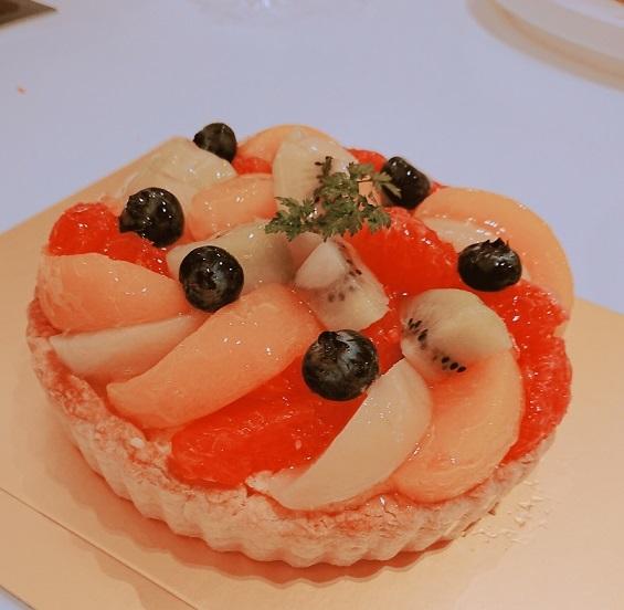 フルーツタルト2