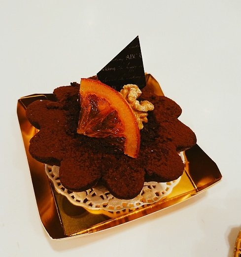 201805チョコケーキ1