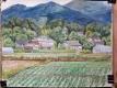 御代田の風景画を完成