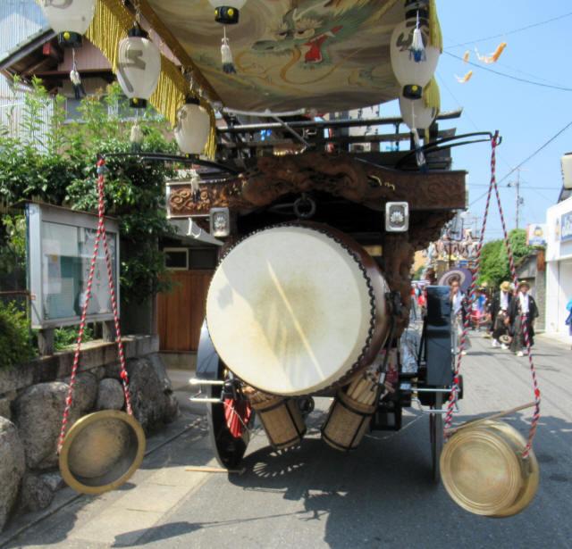 福江町の祭車6