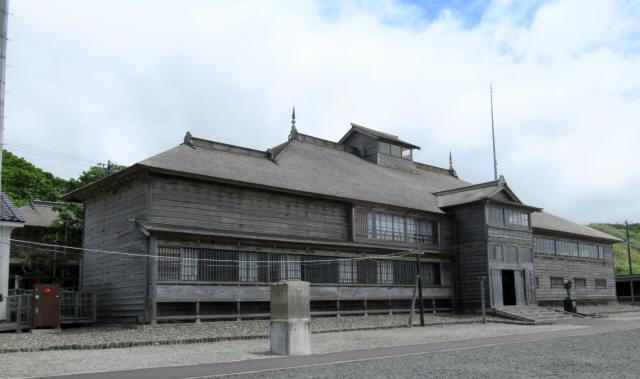 旧花田家番屋2