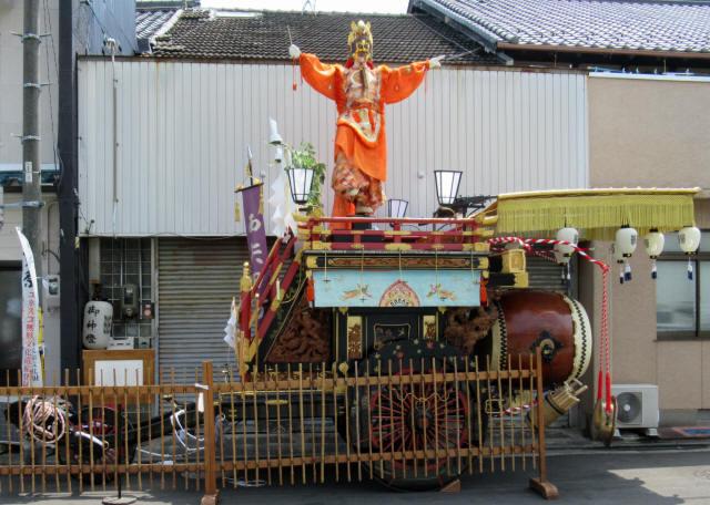 西矢田町の祭車3