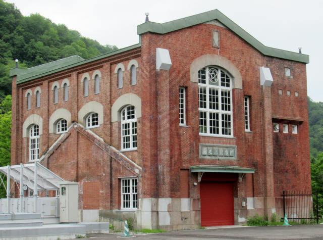 滝の上発電所14