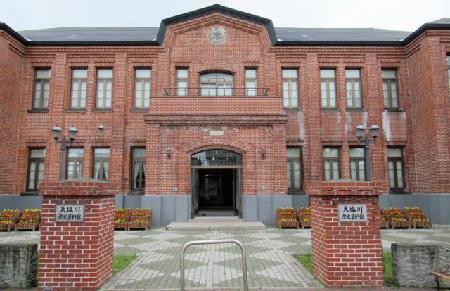 天塩川歴史資料館1