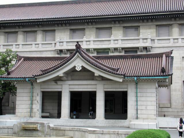 東京国立博物館・本館3