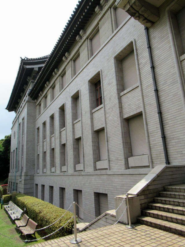 東京国立博物館・本館4