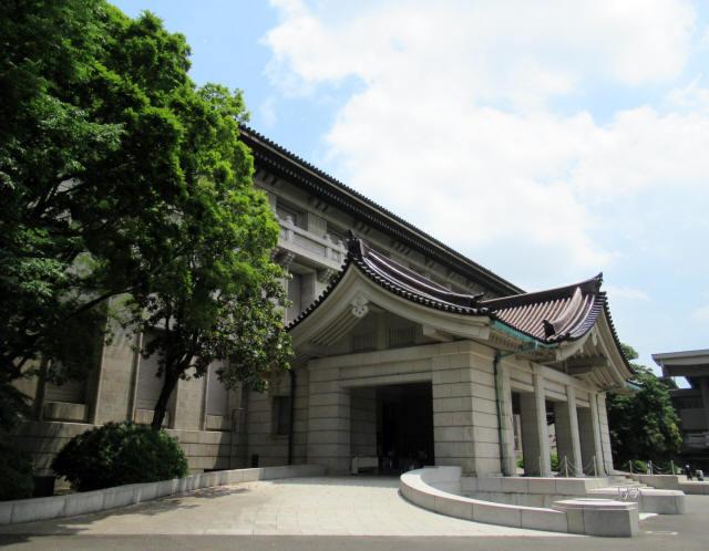 東京国立博物館・本館2