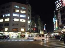 お題の熱帯夜・片町