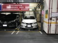 光華商場地下駐車場は機械式180704