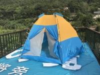 我が家のテント180714