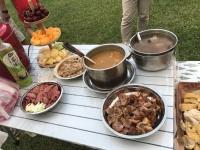 我が家はカレーと豚肉しょうが焼き180714