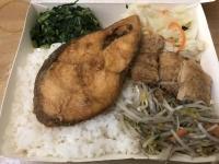 魚排飯180719