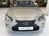 新型ES200正面180727