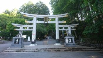 平成30年6月三峯神社