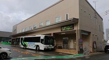 高山バスセンター