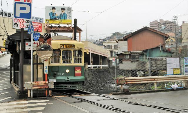 長崎電鉄13