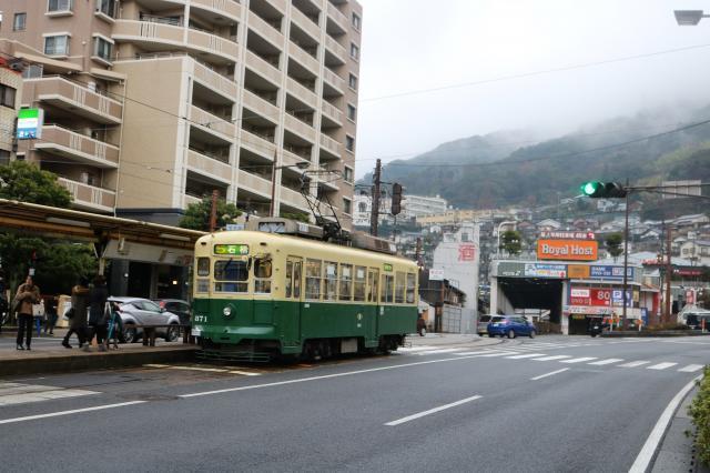 長崎電鉄10