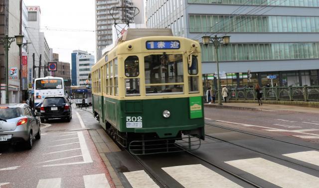 長崎電鉄15