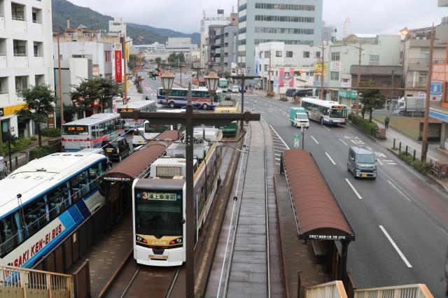 長崎電鉄20